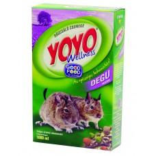 Yoyo Degu eleség 1L dobozos